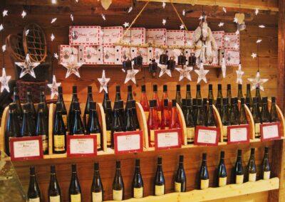 L'épicerie de Mamie Tartiff - Le vin